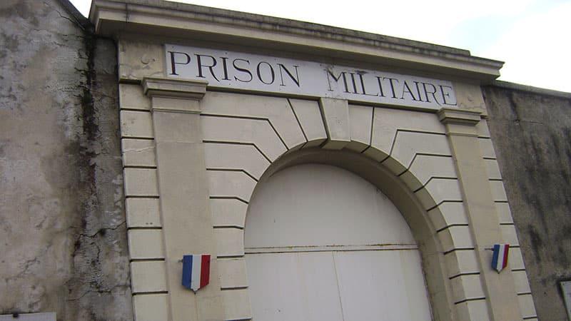 Montluc prison in Lyon