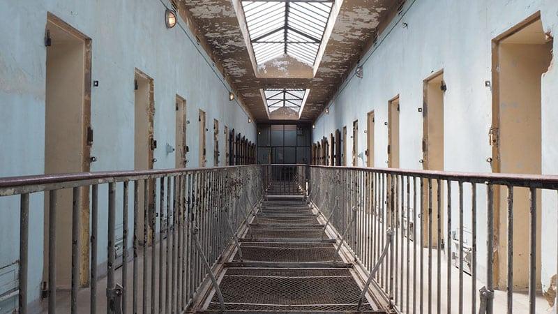 Montluc memorial prison in Lyon
