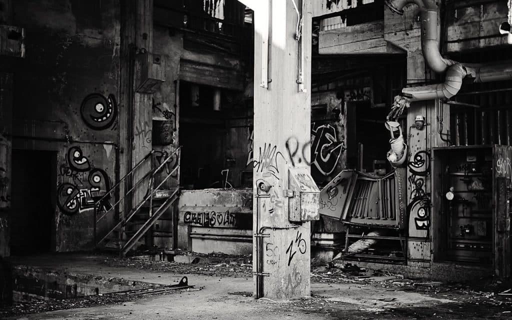 Urbex photography Ma Cimenterie Albigny This is Lyon