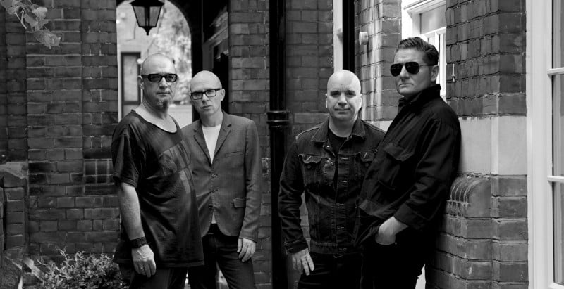 Lyon, Nuits sonores 2019 - Night 3, stage 2 - Nitzer Ebb