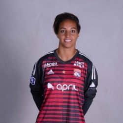 Sarah Bouhaddi, goalkeeper