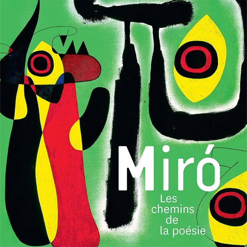 Juan Miro exhibition in Haute-Loire
