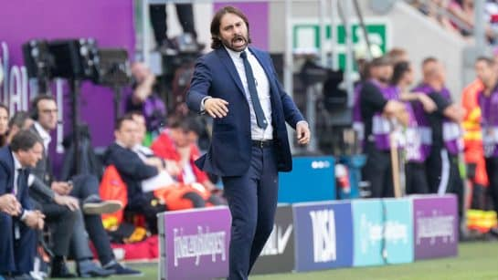 reynald pedros leaves role as OL manager