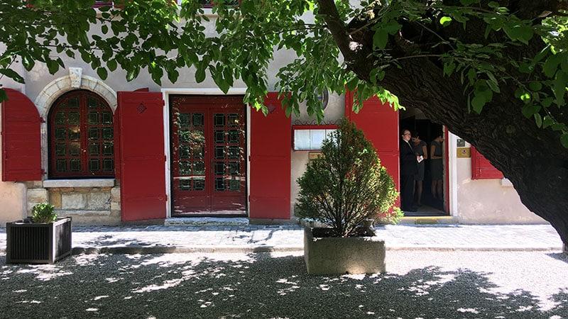 Auberge de l'île in Lyon