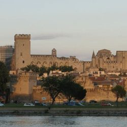 A day trip from Lyon - visiting Avignon in provence