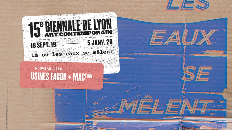 Lyon 2019 contemporary art biennale showcases the work of 50 international artists