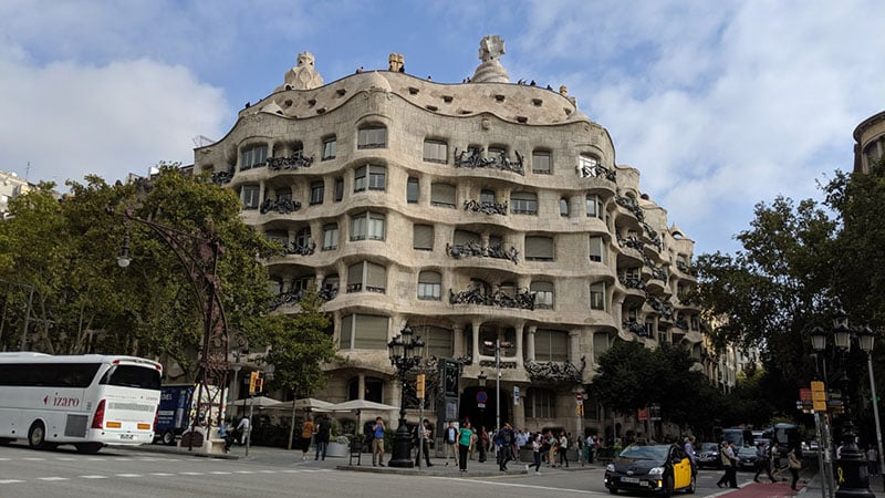 Barcelona's La Pedreda