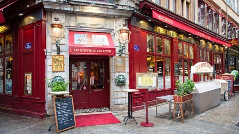 Le Bistrot de Lyon restaurant