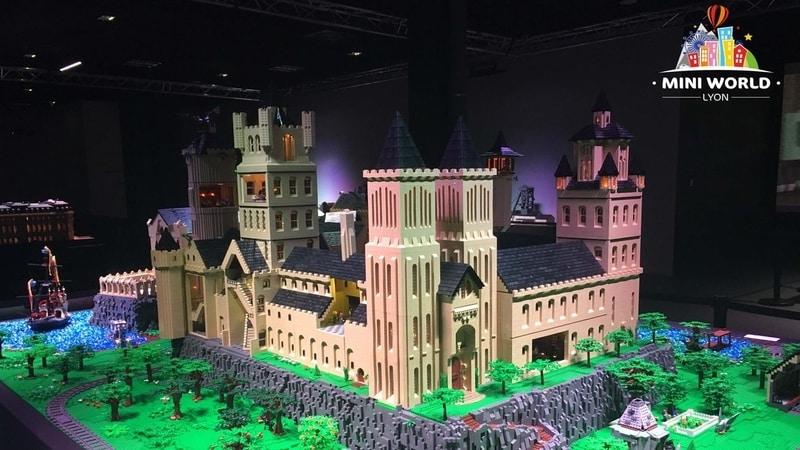 Harry Potter at Mini World Lyon