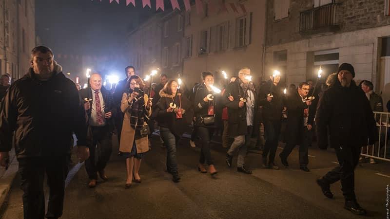 Beaujolais nouveau celebration