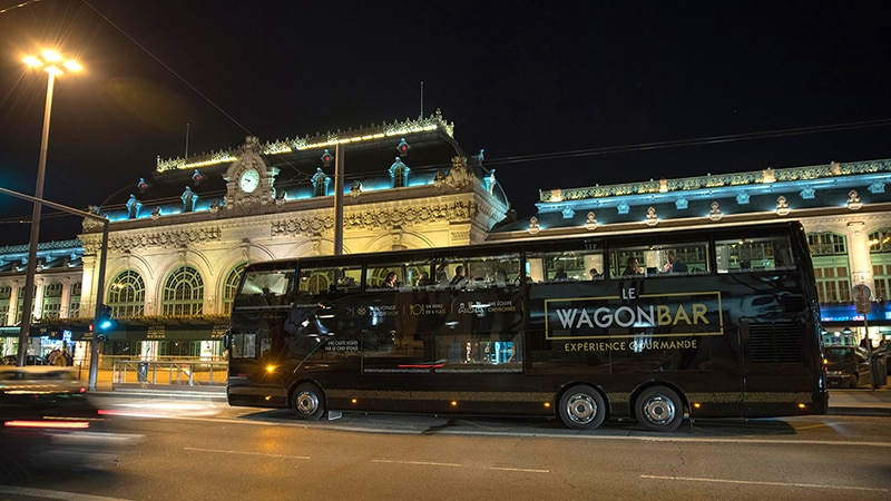 WagonBar in Lyon