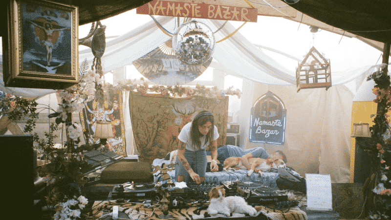Namaste Bazar for Nuits Sonores 2021