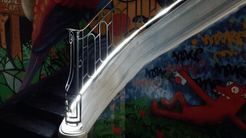 stairs of Zoo Art Show XXL