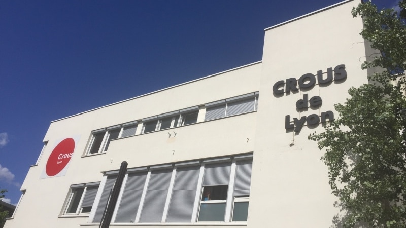 university public residencies: Crous